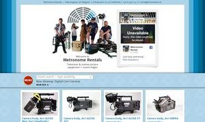 Metronome Rental